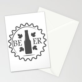 Beer style Fashion Modern Design Print! Stationery Cards