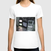 tv T-shirts featuring Bollywood Televisions by BOLLYWOOD
