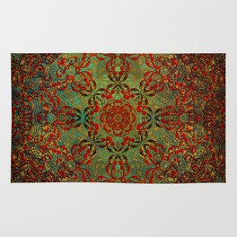Magic 26 mandala Rug