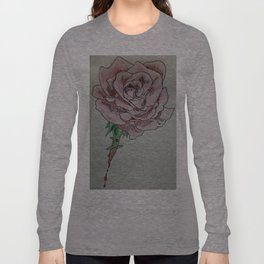 every rose has thorns 2 Long Sleeve T-shirt