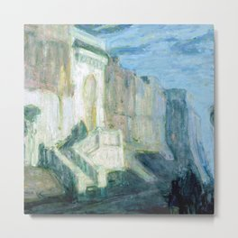 Henry Ossawa Tanner Walls of Tangier Metal Print
