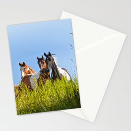 The Herd Greets Us Stationery Cards