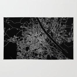 Vienna map Rug