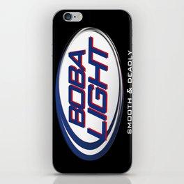 Boba-Light   iPhone Skin