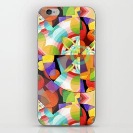 Prismatic Abstract iPhone Skin
