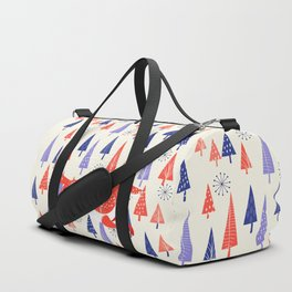 Holiday Mood Duffle Bag