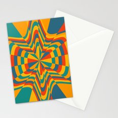 Trippy Stationery Cards