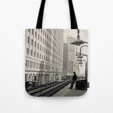 Interim Tote Bag