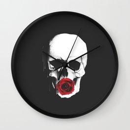 Fragile Love Wall Clock