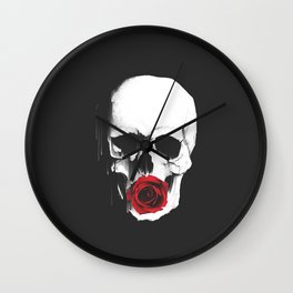 Fragile Love Wall Clock