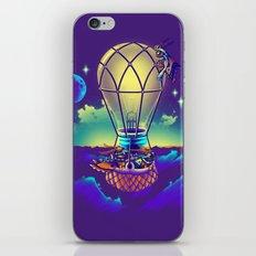 Light Flight iPhone & iPod Skin