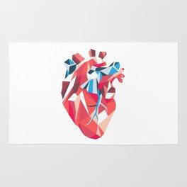 Poligon Heart Rug