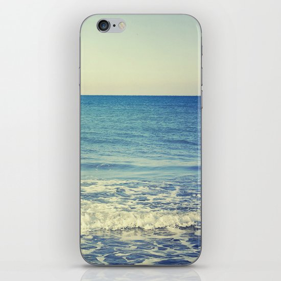 in the arms of the Ocean iPhone & iPod Skin