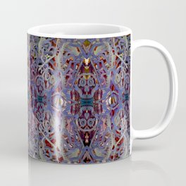 Skulls Purple Rouge Coffee Mug