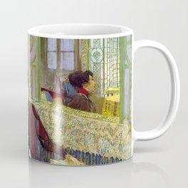 Edouard Vuillard - Marcelle Aron, Madame Tristan Bernard - Digital Remastered Edition Coffee Mug