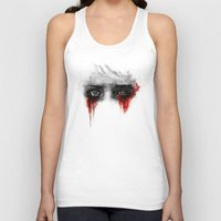 ashton irwin Tank Tops featuring Quiet by ururuty