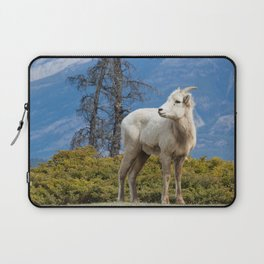 Waiting at the Top Laptop Sleeve