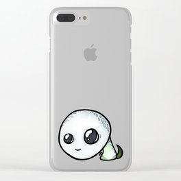 Ziggy the Monster Clear iPhone Case