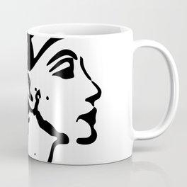 Nefertiti Bust Coffee Mug
