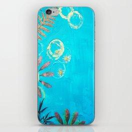 Nature Blue iPhone Skin
