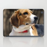 beagle iPad Cases featuring Beagle by Artistically Home