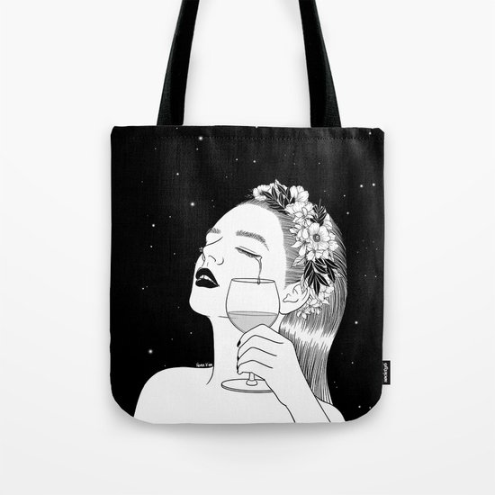 Cheers for tears Tote Bag