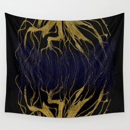 Nueronic Dendrites Wall Tapestry