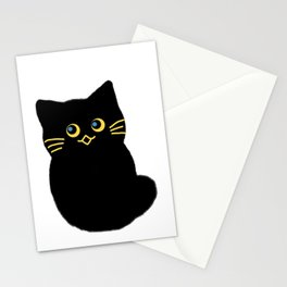cat 360 Stationery Cards