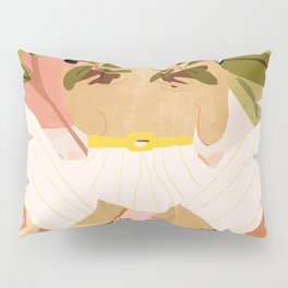 Crazy Plant Lady Pillow Sham