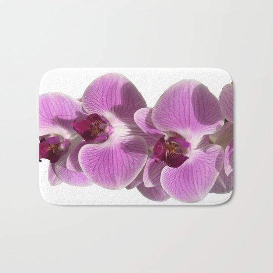 Bodacious bloom Bath Mat