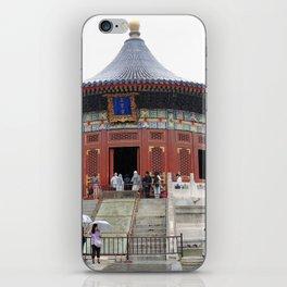 Beijing Temple du Ciel   Temple of Heaven iPhone Skin