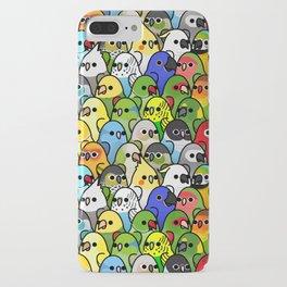 Too Many Birds!™ Bird Squad Classic iPhone Case