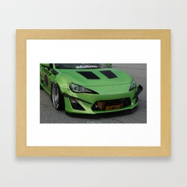 @yiamhibo Framed Art Print