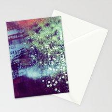 Holga Flowers V Stationery Cards
