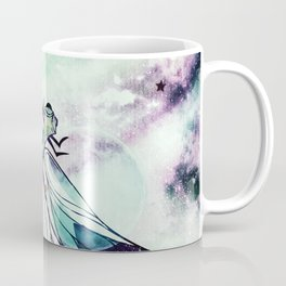 space dragonfly Coffee Mug