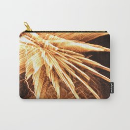 Fire burst Carry-All Pouch