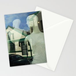 Mannequin Window Stationery Cards