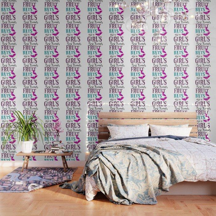 Fruit Bat Conservation Flying Fox Women Light Wallpaper By Superdesign Society6