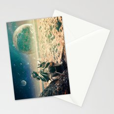 Watching Closely Stationery Cards