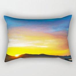 Sunlight Art Twi Rectangular Pillow