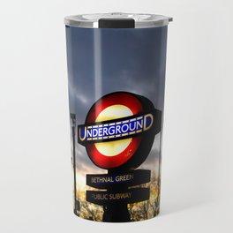 London, England 96 Travel Mug