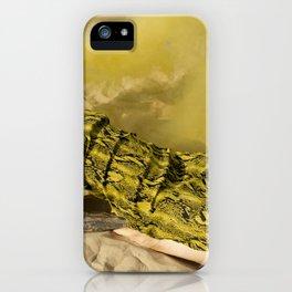 Burnin' iPhone Case