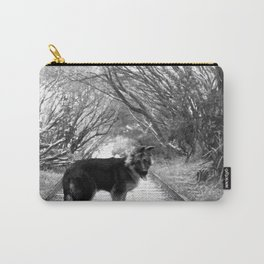 Please Come for a Walk with Me Carry-All Pouch