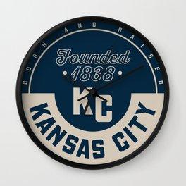 Big Bleu Design KC 1838 Wall Clock