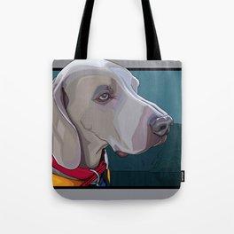 Jake Dog Tote Bag