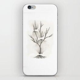 Escondites y Secretos iPhone Skin