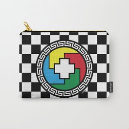 SACRED HOOP Carry-All Pouch