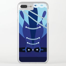 Stay Close to Me - Yuuri Version Clear iPhone Case