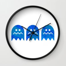 The Very Hungry Pacapillar - Variant Wall Clock