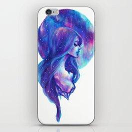 Broken stars iPhone Skin